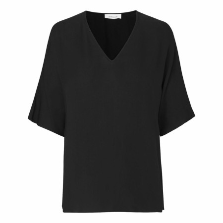 SAMSØE & SAMSØE - JOY BLOUSE 8083 - BLACK