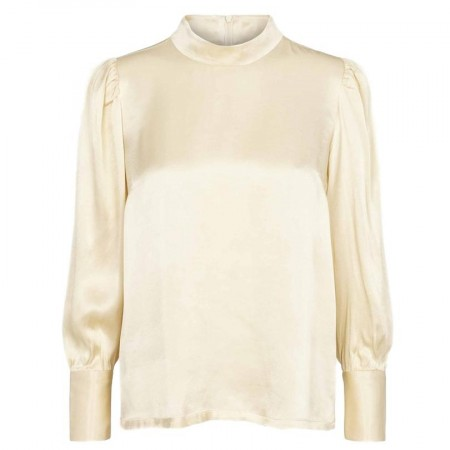 Just Female - Shea Blouse - Wood Ash