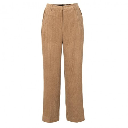 Second Female - Gaia MW Trouser - Khaki
