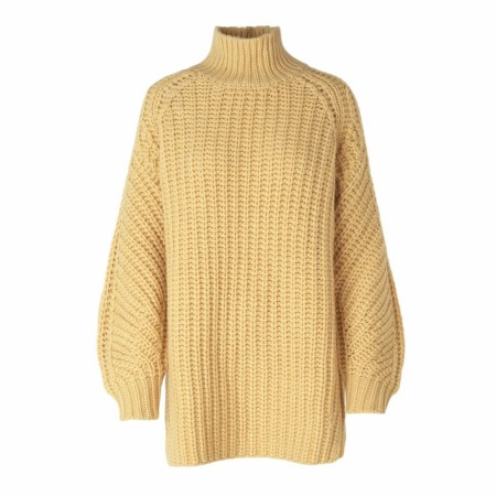 Samsøe & Samsøe - Zelma Turtleneck 11250 - New Wheat