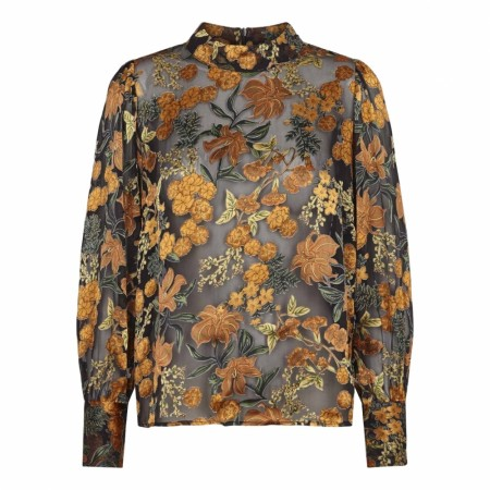Just Female - Mirador Blouse - Golden flower
