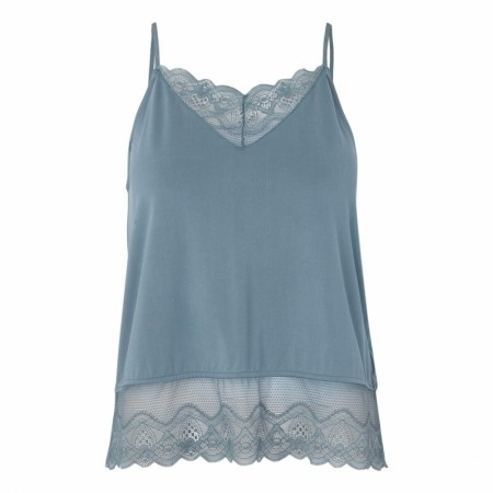 SAMSØE SAMSØE - LIA TOP 6202 - BLUE MIRAGE