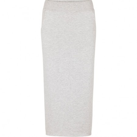 Just Female - Inger Skirt - Light grey