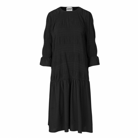 JUST FEMALE - LUCILLE DRESS - BLACK