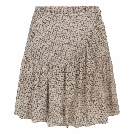 Second Female - Lacing Skirt - cement