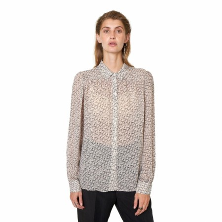 Second Female - Lacing Shirt - Cement