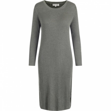 Close To My Heart - Adrienne Dress - Light grey