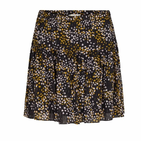 Second Female - Peach Skirt - black