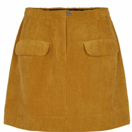 Second Female -  Boyas MW Short Skirt - Inca Gold