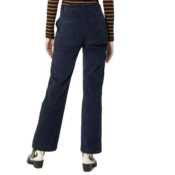 Just Female - Corduroy Trousers - Total Eclipse