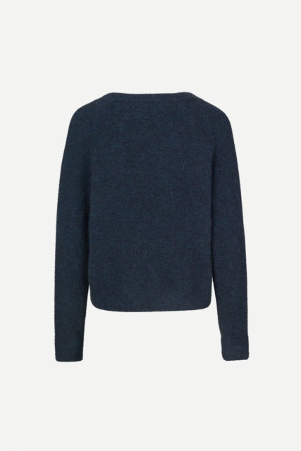 Samsøe & Samsøe - Nor O-n Short 7355 - Dark Blue Mel.