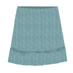 Second Female - Lykke Skirt - aqua haze